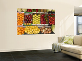 Fruit and Vegetables for Sale at Shop