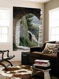 Perimeter Walls of Berat Castle and Valley Below