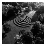 House & Garden - December 1974 - Richard Fleischner Sod Maze