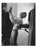 Vogue - June 1941 - Edward Steichen at Work