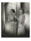 Vanity Fair - November 1931 - Tallulah Bankhead in Reflection