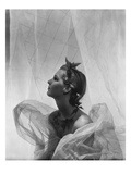 Vogue - November 1935 - Lady Mary Bridget Parsons