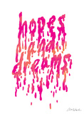 Hope and Dreams (pink)