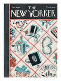 The New Yorker Cover - December 26  1925