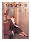 The New Yorker Cover - September 19  1936