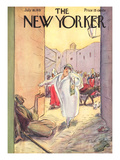The New Yorker Cover - July 18  1931