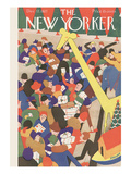 The New Yorker Cover - December 17  1927