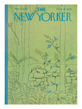 The New Yorker Cover - May 14  1966