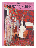 The New Yorker Cover - July 15  1933