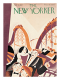 The New Yorker Cover - July 2  1927