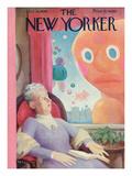 The New Yorker Cover - November 24  1934