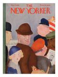 The New Yorker Cover - November 5  1932