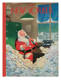 The New Yorker Cover - December 11  1948