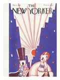 The New Yorker Cover - March 6  1926