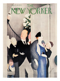The New Yorker Cover - April 20  1935
