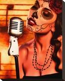 Mi Cancion Tableau sur toile par Daniel Esparza