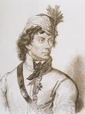 Kosciuszko  Tadeusz (1746-1817)  Polish General and National Hero