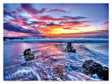Dreaming of Hawaii: Hawaiian Beach Sunset