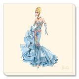 Barbie™  Blue Dres