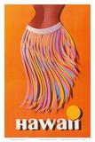 Pan American: Hawaii - Hula Skirt