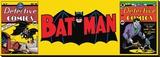 Batman-Triptych Tableau sur toile