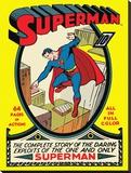 Superman-No.1 Tableau sur toile