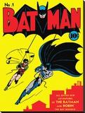 Batman-No.1 Tableau sur toile