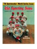 Cincinnati Reds - October 23  1976