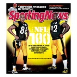 Sporting News Magazine September 13  2010 - Ward Harrison