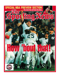 New York Yankees - World Series Champions - November 4  1996