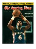 Philadelphia 76ers' Julius Erving - February 11  1978