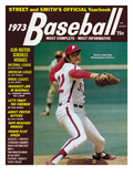 Philadelphia Phillies P Steve Carlton - 1973 Street and Smith's
