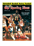 Los Angeles Lakers' Kareem Abdul-Jabbar - March 25  1978