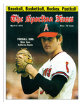 California Angels P Nolan Ryan - May 17  1975