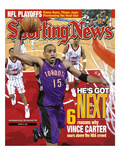 Toronto Raptors' Vince Carter - January 24  2000