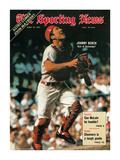Cincinnati Reds Catcher Johnny Bench - April 18  1970