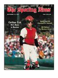 Red Sox C Carlton Fisk - September 16  1978