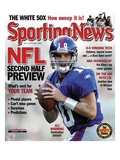 New York Giants QB Eli Manning - November 11  2005