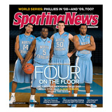 North Carolina Tar Heels Basketball - November 10  2008