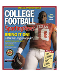 Texas Longhorns QB Vince Young - August 19  2005