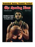Los Angeles Lakers' Kareem Abdul-Jabbar - February 14  1976