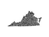 Typographic Virginia
