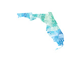 Typographic Florida Cool