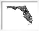 Typographic Florida