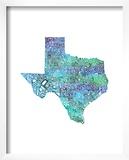 Typographic Texas Cool