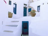 Imerovigli  Island of Santorini (Thira)  Cyclades Islands  Aegean  Greek Islands  Greece  Europe
