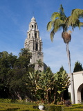 Museum of Man  Balboa Park  San Diego  California  United States of America  North America