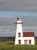 New London Lighthouse  New London  Prince Edward Island  Canada  North America
