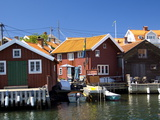 Orust Island  West Gotaland  Sweden  Scandinavia  Europe