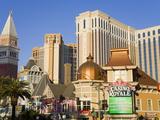 Casino Royale  Palazzo and Venetian Casinos  Las Vegas  Nevada
